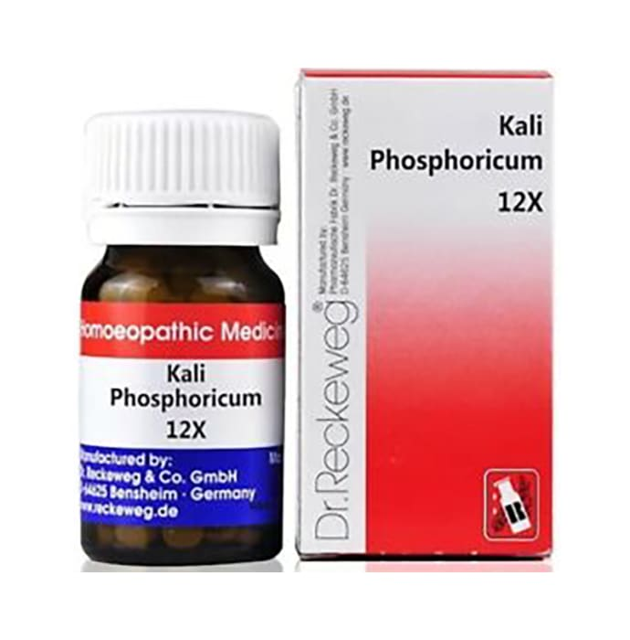 Dr. Reckeweg Kali Phosphoricum Biochemic Tablet 12X