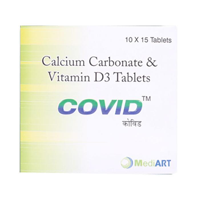 Covid Tablet