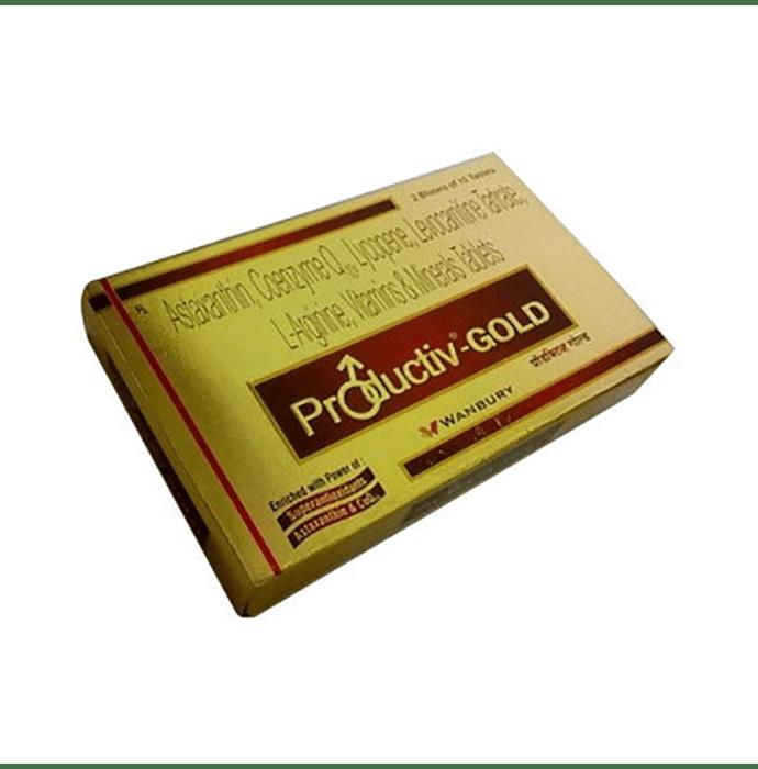 Productiv-Gold Tablet