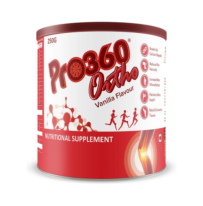 Pro360 Ortho Vanilla Non Veg