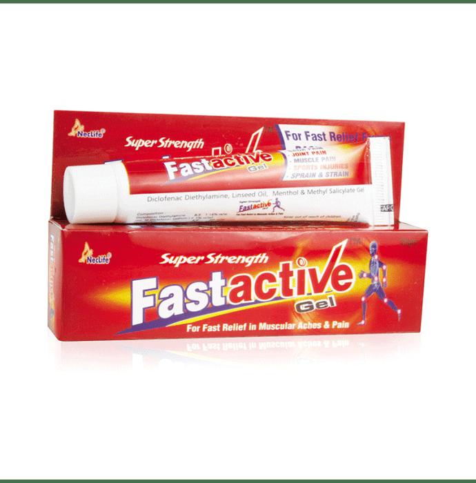 Fastactive Gel