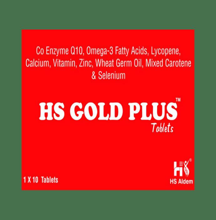HS Gold Plus Tablet