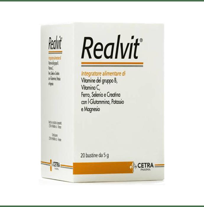 Realvit-5G Soft Gelatin Capsule