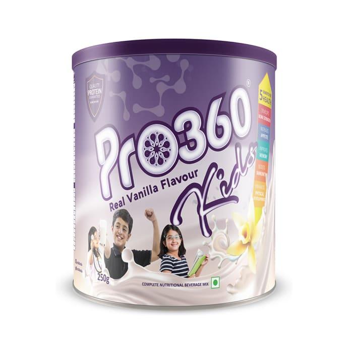 Pro360 Kids Real Vanilla