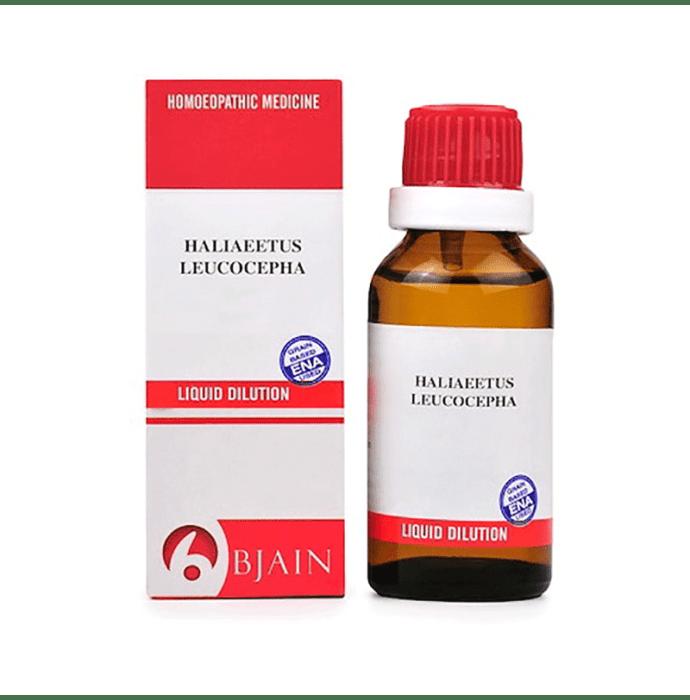 Bjain Haliaeetus Leucocepha Dilution 1000 CH