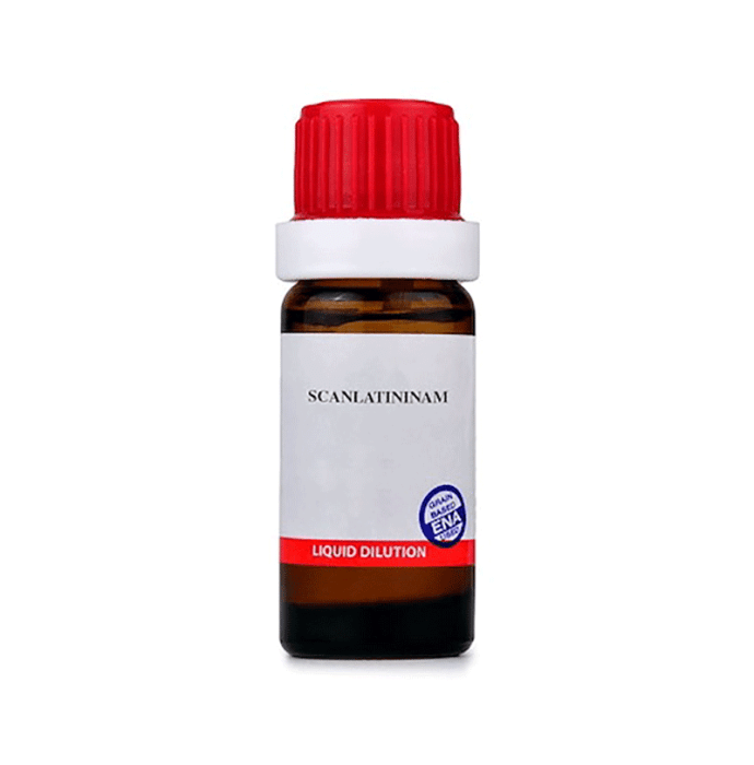 Bjain Scanlatininam Dilution 10M CH