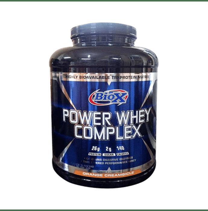 BioX Power Whey Complex Orange Cream