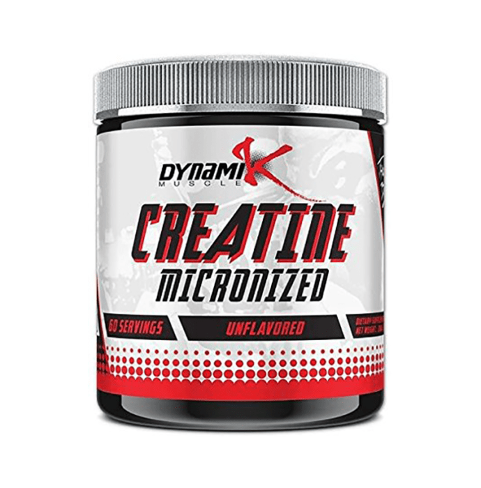 Dynamik Muscle Creatine Micronized Unflavoured