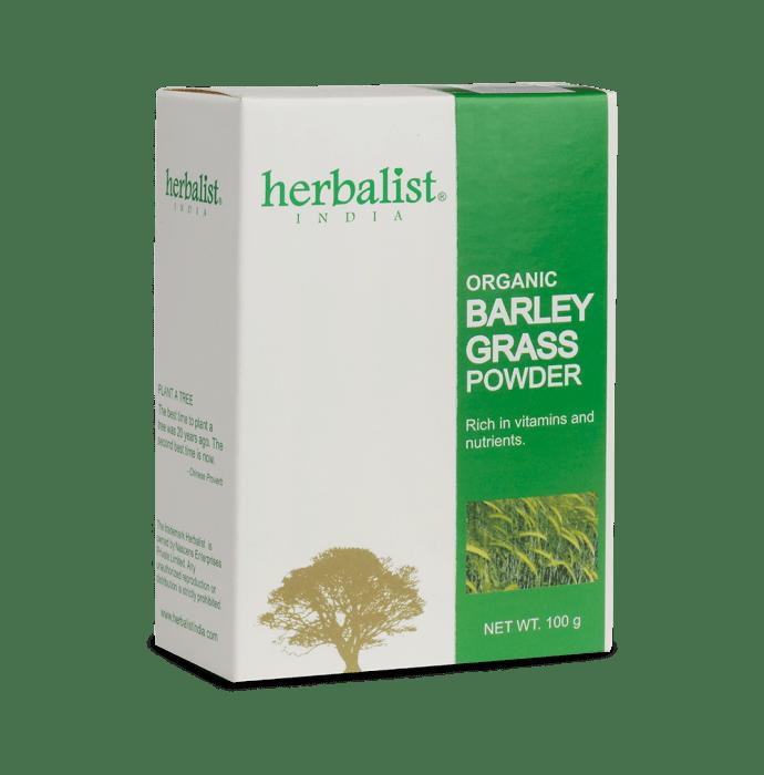 Herbalist India Barley Grass Powder