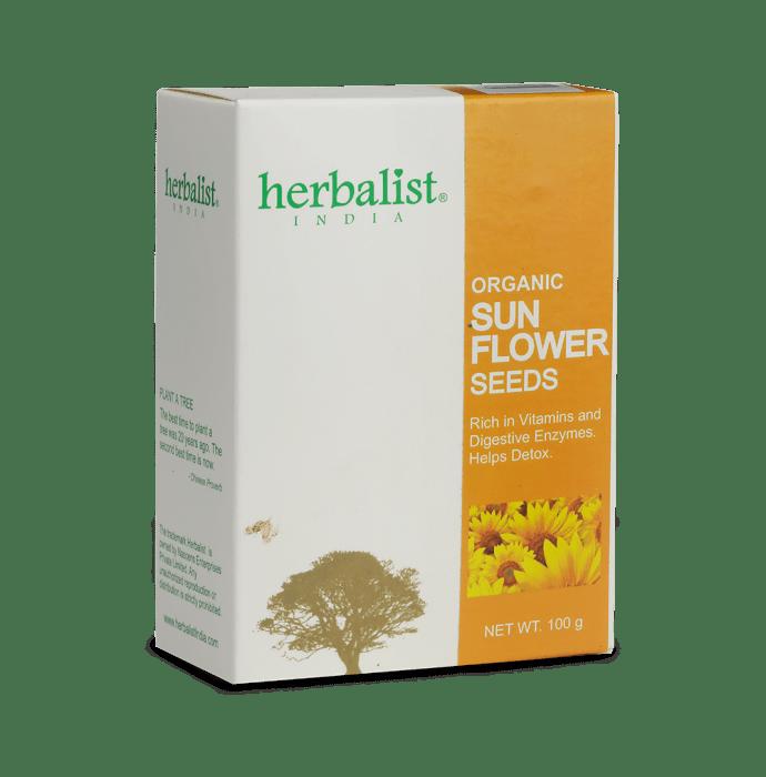 Herbalist India Sunflower Seeds