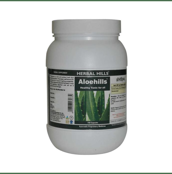 Herbal Hills Aloehills Capsule