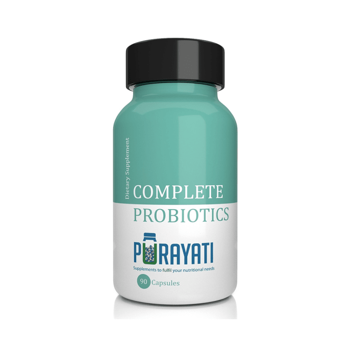 Purayati Complete Probiotics Capsule
