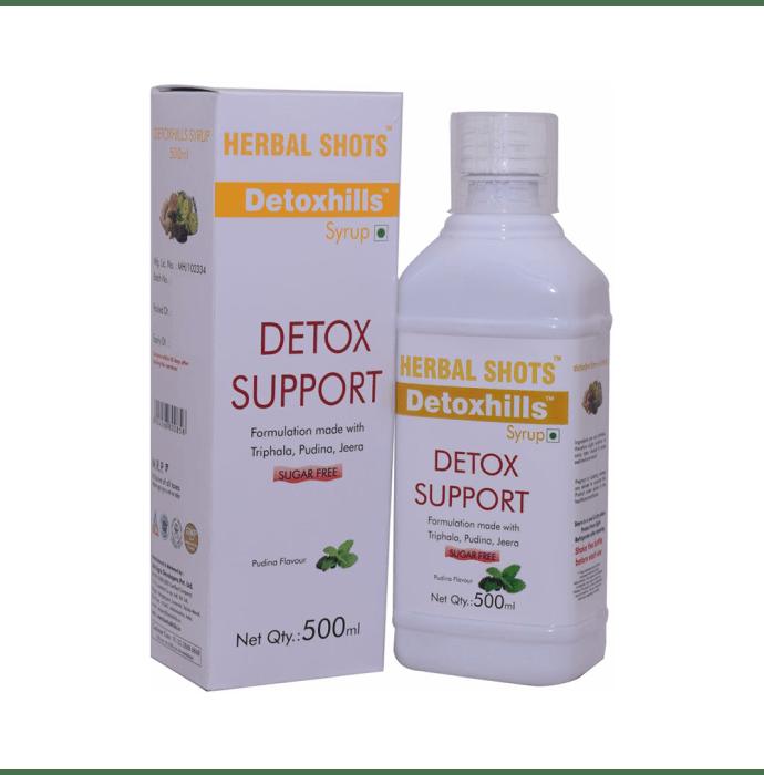 Herbal Shots Detoxhills Pack of 2