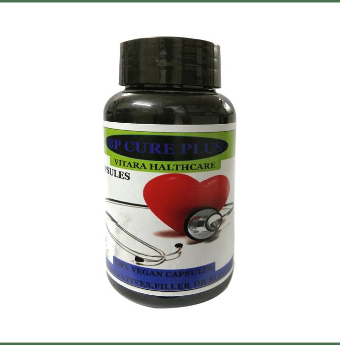 Vitara Healthcare BP Cure Plus Herbal Capsule