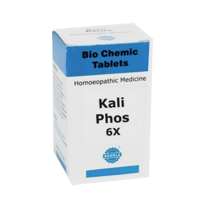 Bahola Kali Phos Biochemic Tablet 6X