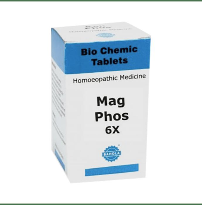 Bahola Mag Phos Biochemic Tablet 6X