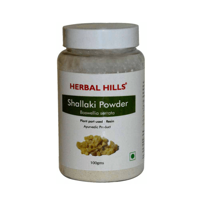 Herbal Hills Shallaki Powder Pack of 2