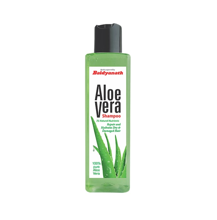 Baidyanath Aloe Vera Shampoo