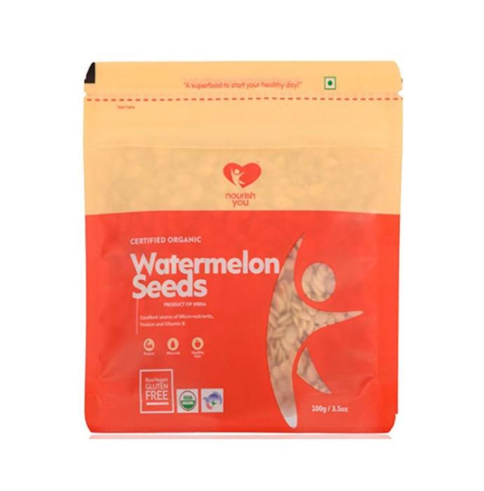 Nourish You Organic Watermelon Seeds