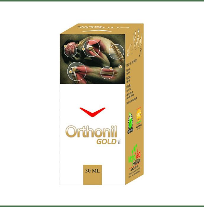 MahaVed Orthonil Gold Oil