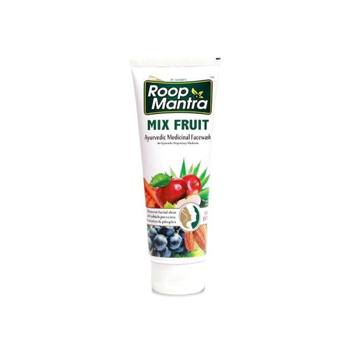 Roop Mantra  Mix Fruit Face Wash