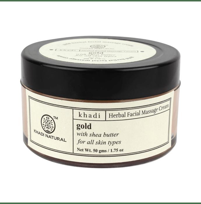Khadi Naturals Ayurvedic Gold Peel Off Mask