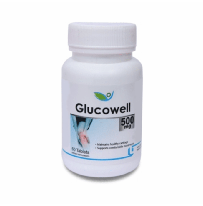 Biotrex Glucowell 500mg Tablet