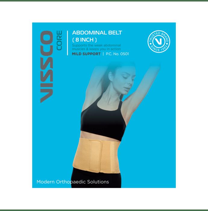 Vissco Core 0501 Abdominal Belt (8 Inch) L