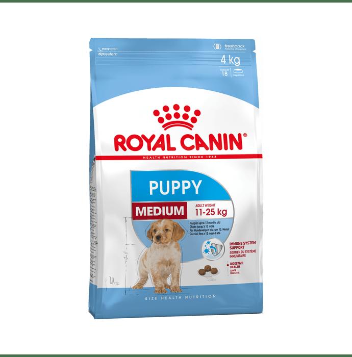 Royal Canin Medium Dog Pet Food Puppy