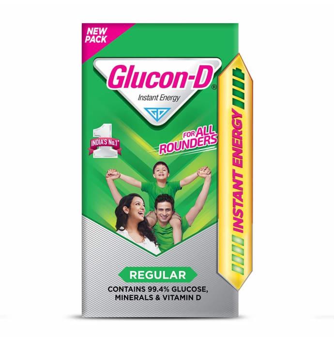Glucon-D Powder Regular