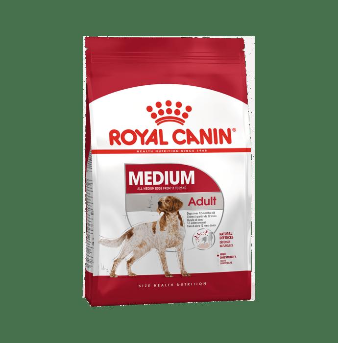 Royal Canin Medium Dog Pet Food Adult