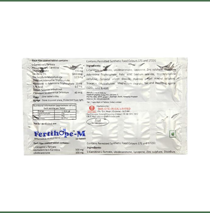 Fertihope-M Tablet