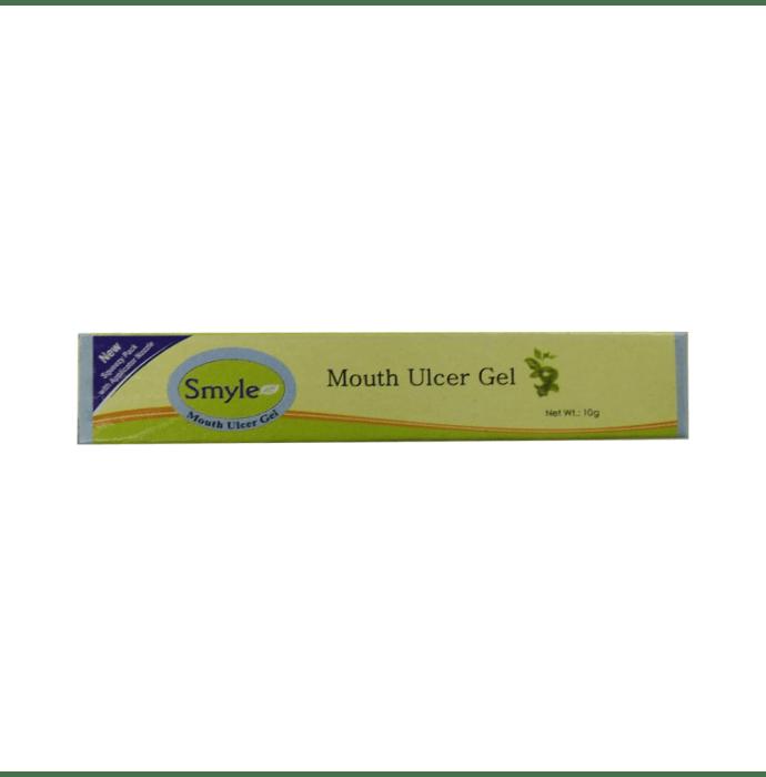 Smyle Mouth Ulcer Gel