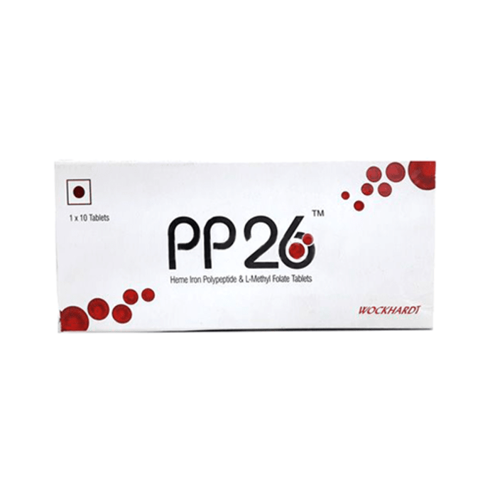 PP 26 6mg Tablet