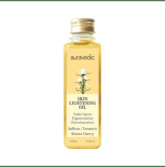 Auravedic Skin Lightening Oil
