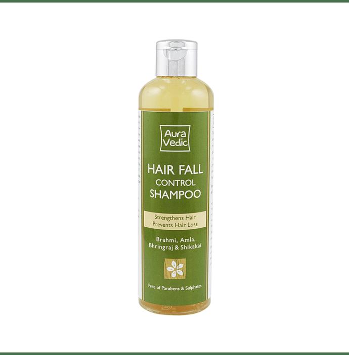 Auravedic Hair Fall Control Shampoo