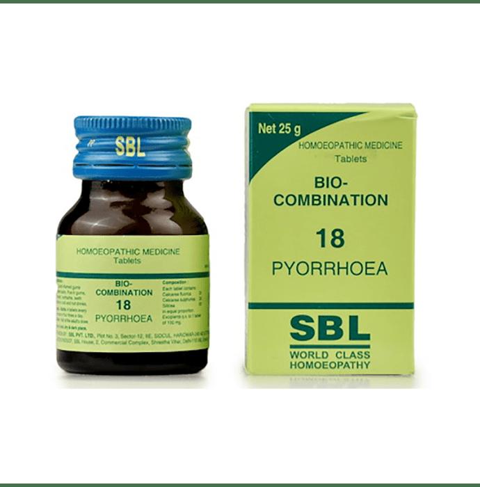 SBL Bio-Combination 18 Tablet