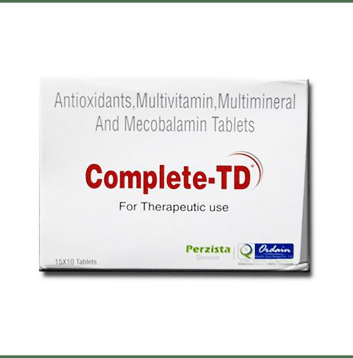 Complete-TD Tablet