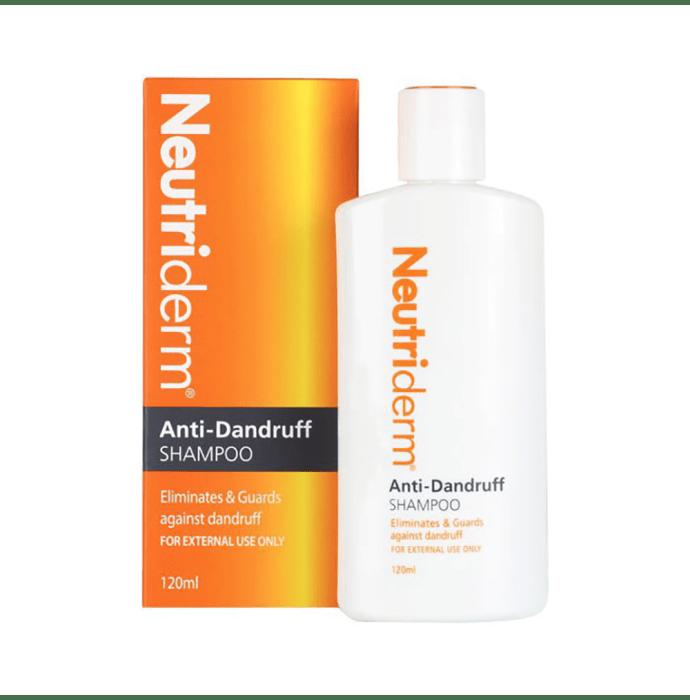 Neutriderm Anti Dandruff Shampoo