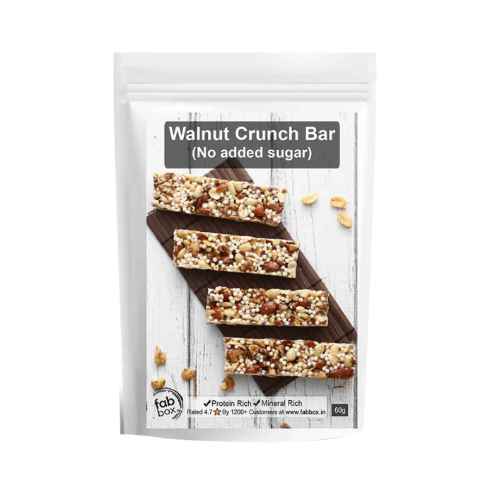 Fabbox Bar Walnut Crunch