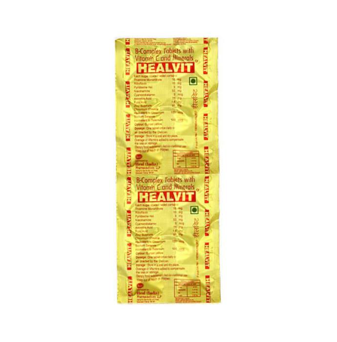 Healvit Tablet