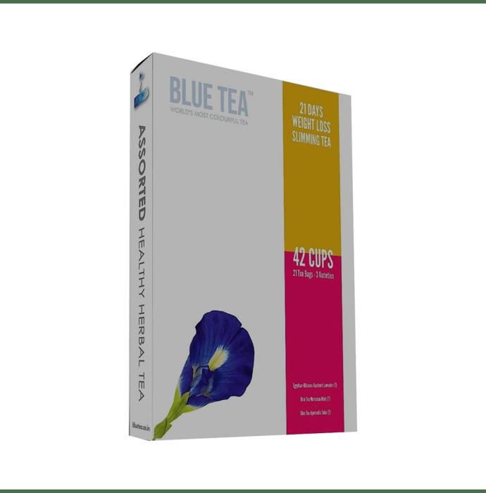 Blue Tea 21 Days Weight Loss