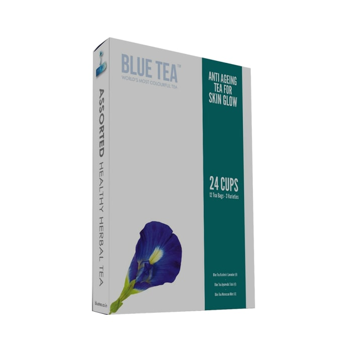 Blue Tea Anti Ageing