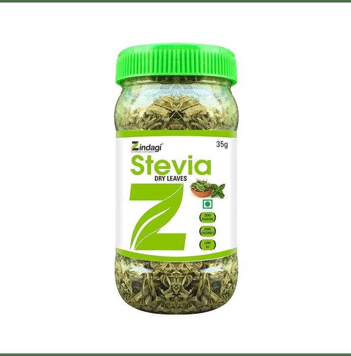 Zindagi Stevia Dry Leaves