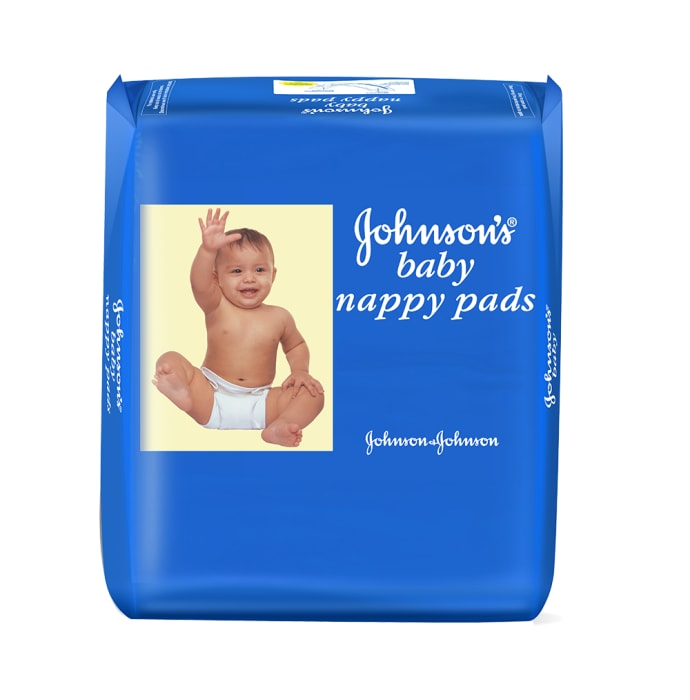 Johnson's Baby Nappy Pads