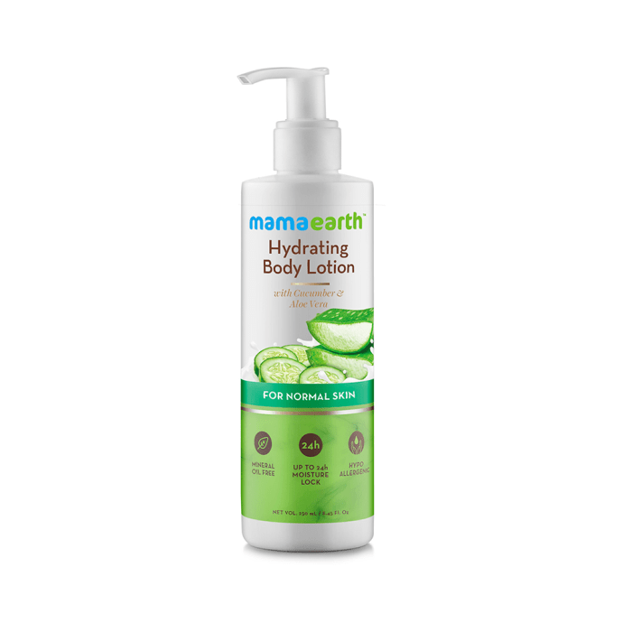 Mamaearth Body Lotion Hydrating