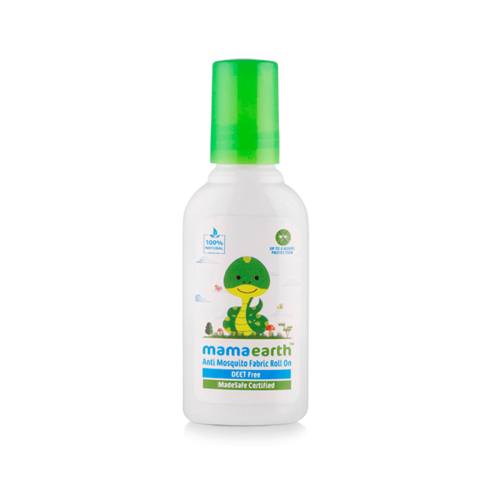 Mamaearth Anti Mosquito Fabric Roll On