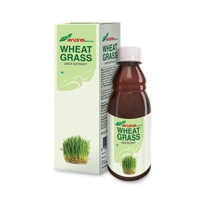 Ayusya Wheat Grass Juice