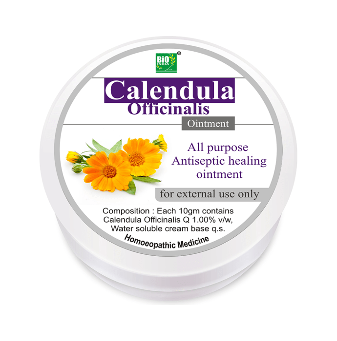 Bio India Calendula Officinalis Ointment