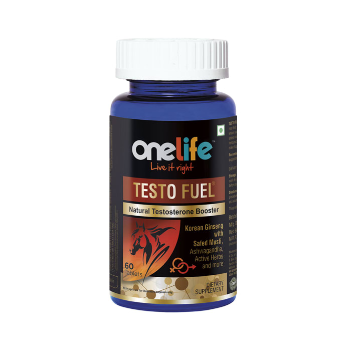OneLife Testo Fuel Tablet